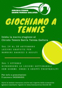 Stagione tennis 2020-2021